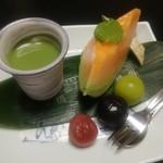 京都嵐山温泉 渡月亭 - デザート