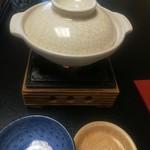 京都嵐山温泉 渡月亭 - 湯豆腐