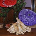 彰膳 - 本場水戸より取り寄せた本格わら納豆です!味噌との相性も抜群です!