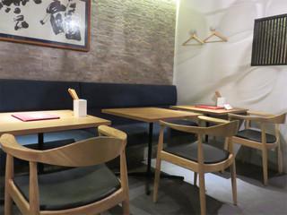 中国菜 四合院凛丹 - テーブル席。