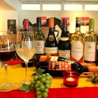 ソムリエ厳選の美味しいワイン♪