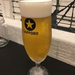 74881657 - 生ビール500円(+税)