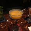 バー クラスター - ドリンク写真:柿のカクテル