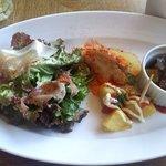 タパス ブランコ - 前菜プレート
