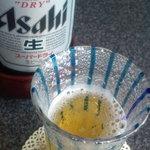 7489099 - ビール。グラスも良い!