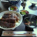 巴屋 - 料理写真:上うなぎ丼