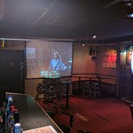 Club HOJU Bar - 100㌅スクリーン