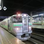 74890664 - 札幌 10:50 → 千歳 11:20(2017年10月)