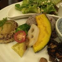 さんるーむ-温野菜サラダ