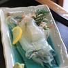 旬鮮館 - 料理写真:ヤリイカ さっきまで泳いでました