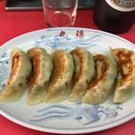 74894818 - 焼き餃子(500円)