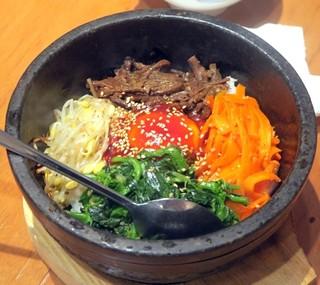 韓国食堂 ジョッパルゲ - 石焼ビビンパ