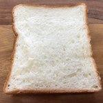 清里ジャム - トーストする前のトーストパン
