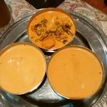 インドレストラン モティ - 三種
