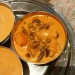 インドレストラン モティ - 野菜