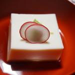 74898299 - 平椀:胡麻豆腐