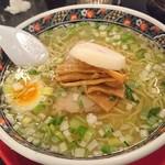 74898359 - 味彩塩拉麺 750円