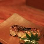 龍の壺 - アマダイの西京焼き