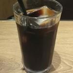 ポタ パスタ カフェ - アイスコーヒー
