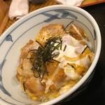 とんかつのあさ川 - とろりカツ丼(ロース)