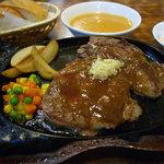 レストラン 国 - 料理写真:レストラン国一番おすすめはやっぱり「ステーキ」!