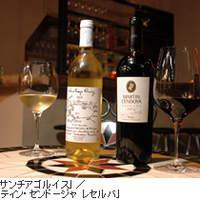 ラブワイン - ワインは国毎の週替り。メイン料理も週替りです。
