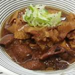 小鉄屋 - 鶏煮込み280円