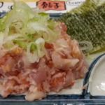 小鉄屋 - 海鮮たたき380円