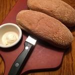 74902185 - これが実質無料のパン♪