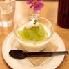 リコプラス - 料理写真:山梨産シャインマスカットのパンナコッタ