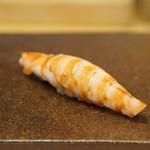 寿司つばさ - 車海老