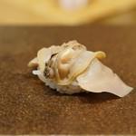 寿司つばさ - 蛤