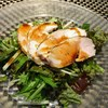 ウチダ テイ - 料理写真:前菜・蒸し鶏のサラダ