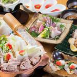 (前日まで予約)お昼の博多 水炊きセット~華味鳥使用~