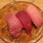 回転寿司がんこ - 本鮪三昧
