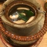 回転寿司がんこ - 松茸土瓶蒸し