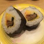 回転寿司がんこ - 太巻き