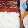 うなぎ 明ぼ乃 - 料理写真:うな重:3,000円(肝吸い・お新香付き)/2017年10月