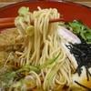 越後そば - 料理写真:鶏中華そば580円