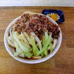 手打ちうどん いち - 料理写真:肉うどん