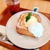 としょパン - 料理写真:フレンチトースト 500円