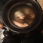 74911446 - 松茸の土瓶蒸し1280円