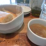 74911474 - パン・スープ