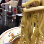 手打らーめん 勝龍 - この麺がたまんないっだって