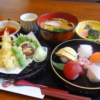 彩り御膳…1,430円