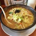 74919429 - 味噌野菜ラーメン637円