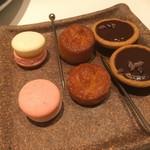 Cuisine Franco-japonaise Matsushima - ミニャルディーズ
