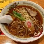 福義 - ラーメン 460円