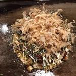 お好み焼き田よし・雫 - 豚玉