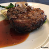 BISTRO Bonne-chere - 料理写真:仔羊の背肉のグリエ